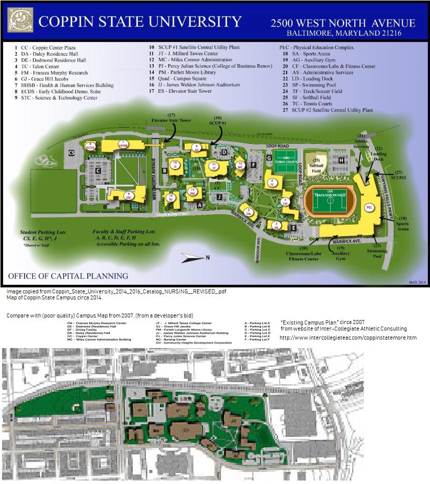 Employer   Coppin State University