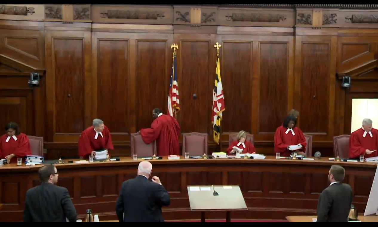 Court of Appeals, view from webcast June 2017